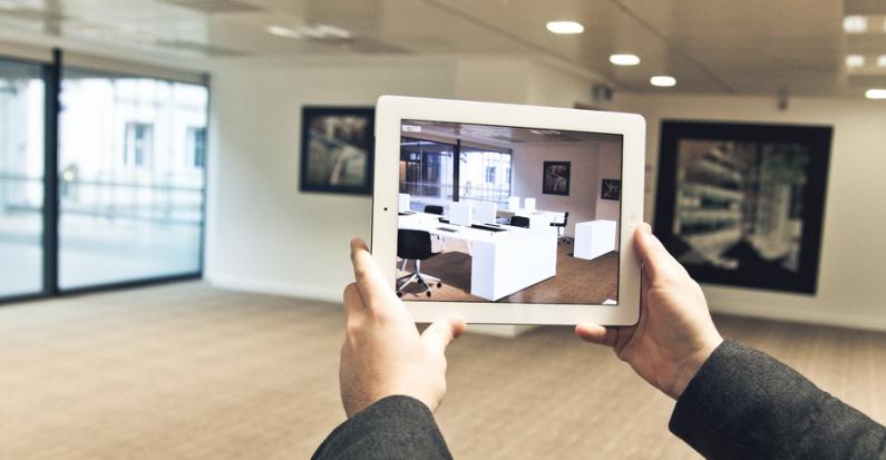 Augmented Reality Virtual On
