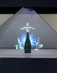 360 xxl holographic display 3